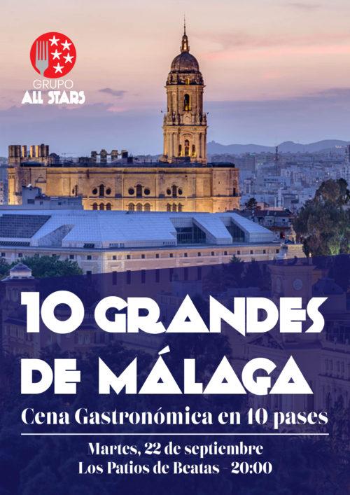 10 Grandes de Málaga