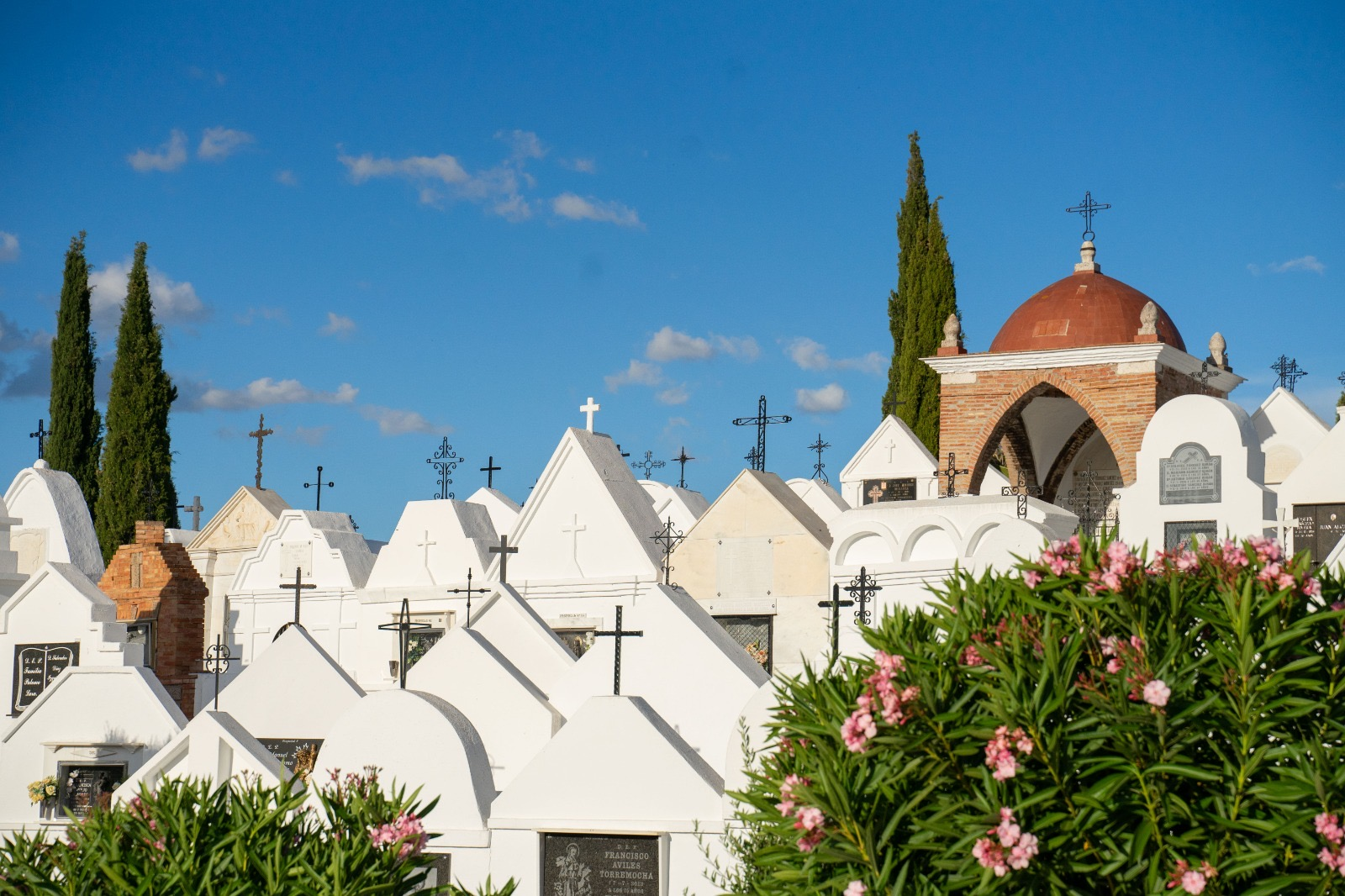 Cementerio Casabermeja