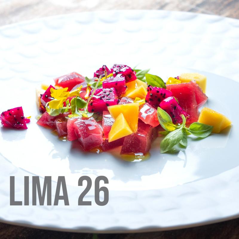 Restaurante Lima26