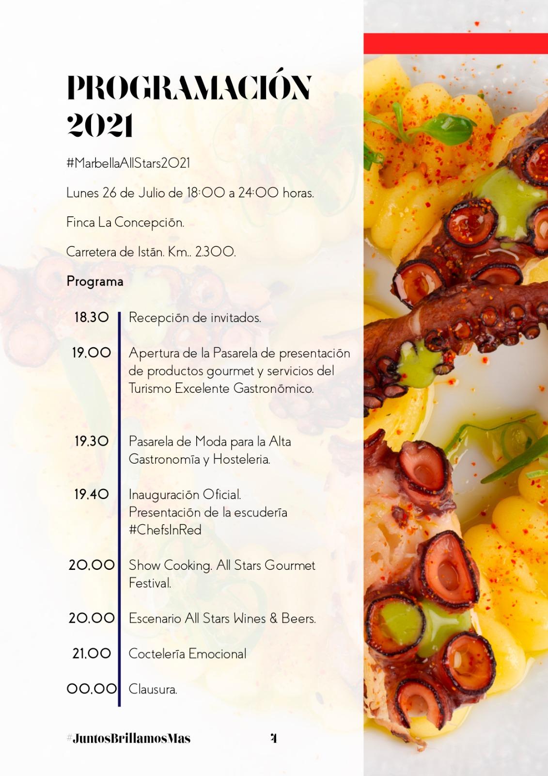 Programa de La Concepción
